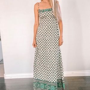Juicy Couture Bohemian Tiered Free Flowing Maxi 0